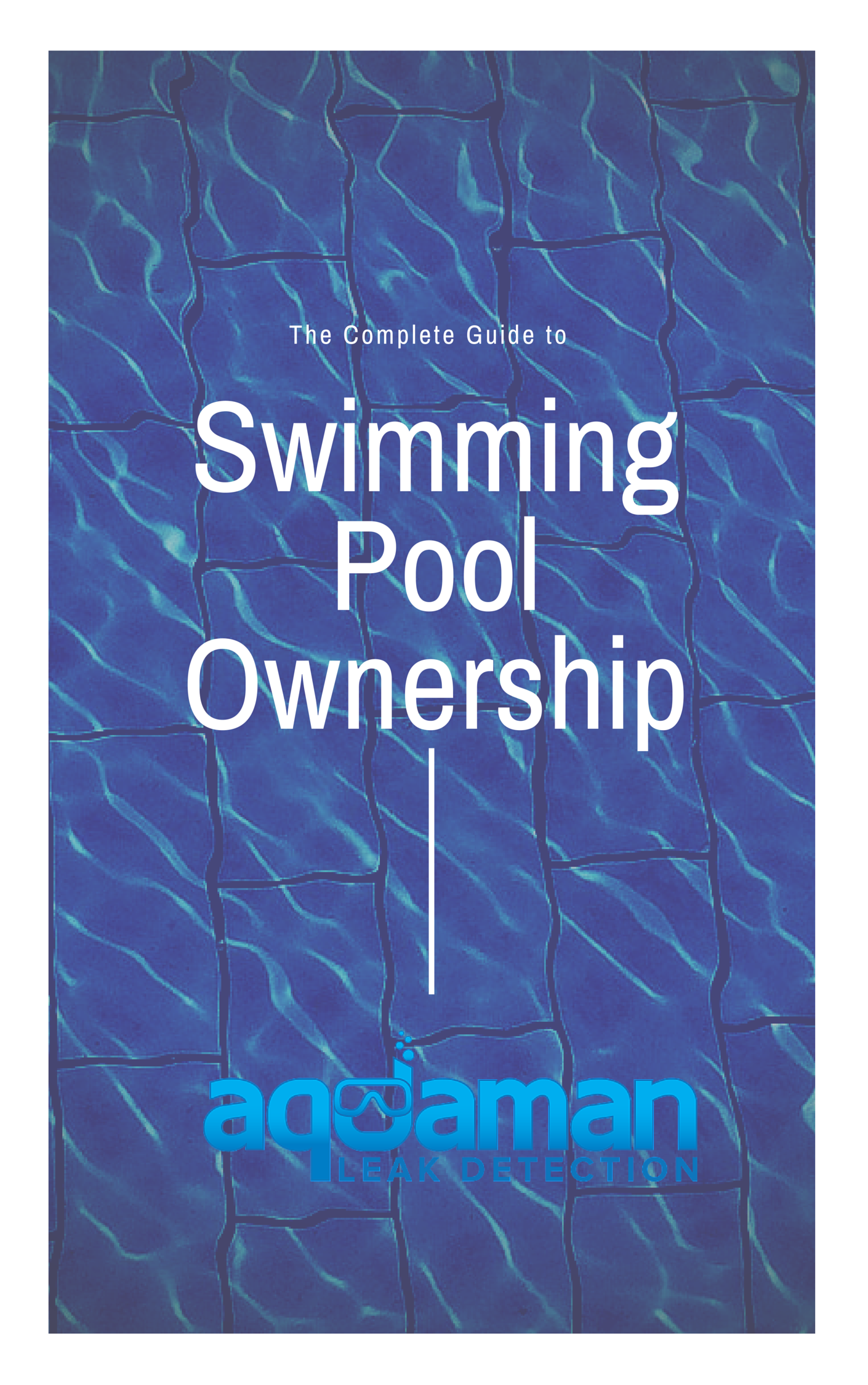 The Complete Guide to Swimming Pool Ownership